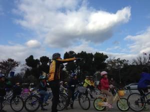 姫路 駅前広場活用協議会 ウィラースクールin姫路 小学生対象 無料 自転車教室