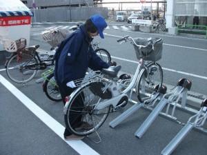 姫路 駅前広場活用協議会 一時駐輪